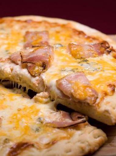 Pizza - vysoké těsto